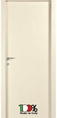 דלת למינטו (פורמייקה) בגוון שמנת