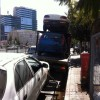 הרכבים כבר על הגרר ומוכנים להשלח למגרש הגריטה