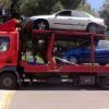 רכבים מובלים לפירוק