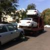 גרירת רכב לפירוק בחולון