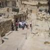 סיור בין שרידי בית שני