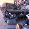 ב מ וו אחרי תאונה