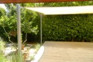 רשת צל מקצועית לגינה